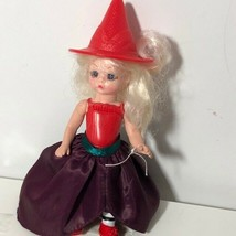 2008 Madame Alexander Wicked Witch of the East Doll - $8.90