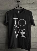 Drum Love Men's T-Shirt - Custom (2276) - $19.12+