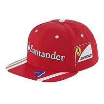 Puma Ferrari Santander Men's Adjustable Sport Flatbrim StrapBack Hat Cap 021187