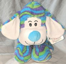 Fiesta A51766 Mod Squad 12 Inches Multi Colored Waves Floppy Dog Ages 3 Plus image 2