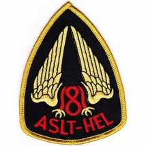 United States ARMY 181st Assault Helicopter Company Military Patch ASLT-HEL - $11.87