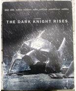 The Dark Knight Rises Steelbook [Blu-ray] - $7.95