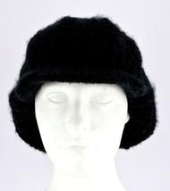 Pistil Women's Soft Scott Knit Visor Knit Cap Beanie Hat, Black - $14.99