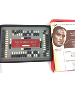 Vintage 1950's Goren Autobridge Play Yourself  Bridge Playing Board - $14.80