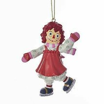 Raggedy Ann & Andy™ Ann Skating Ornament w - $12.99