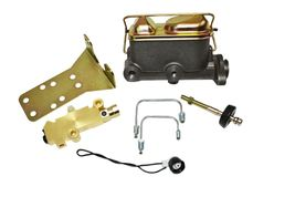 1964-1973 Ford Mustang Manual or Power Master Cylinder kit for Disc/Drum image 4
