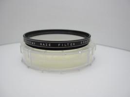 Vivitar Haze 58mm UV Filter Lens (Made in Japan) - $10.84