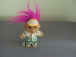 """Russ Golfer Golf Troll Doll 4"""" - $9.99"""