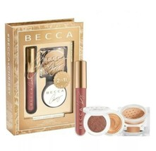 BECCA X Chrissy Cravings Glow Kitchen Kit Limited Edition eyeshadow & highligher - $26.97