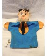 Flintstones 1962 Knickerbocker Fred Flintstone Hand Puppet - $17.95