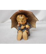 "Hummel 152/0 B ""Umbrella Girl"" TMK-5 Figurine 1957 By Goebel Artist Signed - $619.25"