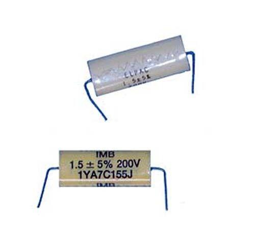 PP3/_0 Lot of 5 400VDC Polypropylene Capacitor 3µF
