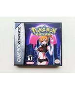 Pokemon Outlaw Game / Case - Gameboy Advance (GBA) USA Seller - $14.99+