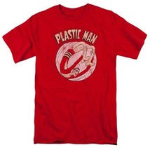 Plastic Man T-shirt retro DC Saturday morning cartoon superfriends cotton DCO550 image 1