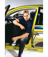 Paul Walker Fast and Furious Honda Recaro 18x24 Poster - $23.99