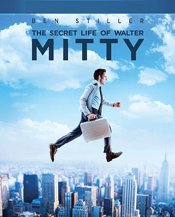 The Secret Life of Walter Mitty [Blu-ray/DVD] (2014)