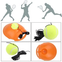 Tennis Ball Tool Heavy Duty Training Exercise Self Study Rebound Wit New... - $17.99