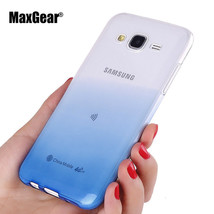 MaxGear® Gradient Soft TPU Cover For Samsung Galaxy J5 J500 j500F J7 J700 J1 Ace - $3.89+