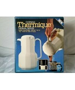 Corning Thermique 1 Qt. Server Plus Coffee on Demand #8040-1 New in Box - $66.45
