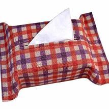 PANDA SUPERSTORE Creative Pattern Cloth Toilet Paper Tissue Holder Storage Box M