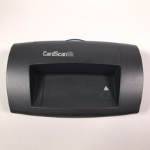 Corex CardScan 600C Color Business Card Scanner Only No Power Or USB Inc... - $15.88