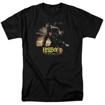 Hellboy II The Golden Army T Shirt Abe Sapien Liz Dark Horse Comics tee UNI113 image 1