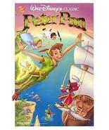 "PETER PAN - 15.5""x23"" Original Movie Poster 1989 Re-Release Disney Rolled - $24.49"