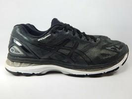 Asics Gel Nimbus 19 Size US 9.5 M (D) EU 43.5 Men's Running Shoes Gray T700N