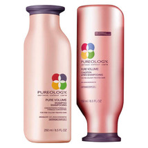 Pureology Pure Volume Shampoo and Conditioner Duo (250ml x 2) - $94.78