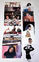 SPICE GIRLS Collectible RARE LOT 65 Official Snapshot PICTURES Photos 19... - $18.47