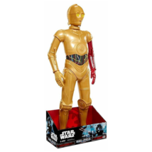 "Star Wars Big Figs Rogue One Large 31"" C-3PO Action Figure - Collectible - NIB - $124.95"