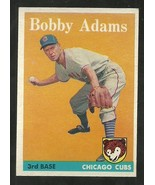 1958 TOPPS #99 BOBBY LANDIS CHICAGO CUBS EX FREE SHIPPING - $3.99