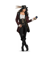 Pirates of the Caribbean Angelica Prestige Women's Adult Disney Costume - $59.95