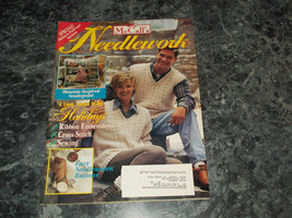 McCall's Needlework Magazine October 1995 Autumn Afternoons - $2.69