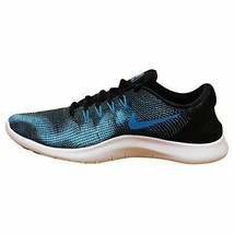 Nike Flex 2018 RN Running Shoes Mens Black/Equator Blue/White Size-11 D(... - $68.81