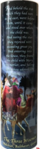 THREE WISE-MEN - LED Flame-less Devotion Prayer Candle
