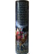 THREE WISE-MEN - LED Flame-less Devotion Prayer Candle - $19.95