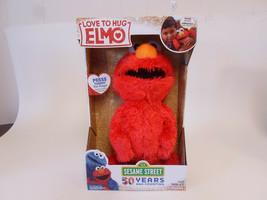 """Sesame Street Love to Hug Elmo Talking, Singing, Hugging 14"""" Plush Toy for Kids - $24.95"""