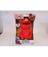 """Sesame Street Love to Hug Elmo Talking, Singing, Hugging 14"""" Plush Toy f... - $24.95"""