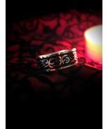Sexy Nightside Italian Stregoni Benefici Vampiress Nymph Ring Haunted Sp... - $109.99