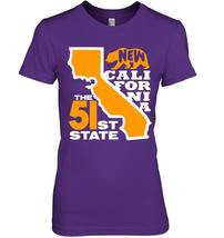 New California 51st State Shirt Conservative Gift image 3
