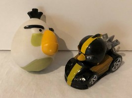 Angry Birds Go! Telepods Kart Car and Angry Birds Ball Figure Cake Topper - $4.99