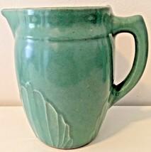 Vintage Stoneware Pitcher - $6.76