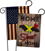 Country Jamaican Hogar Dulce Hogar - Impressions Decorative USA Vintage ... - $30.97