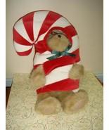 "Boyds Bears Mr Sweetpeeks QVC Exclusive 13"" Peeker Plush Bear - $44.99"