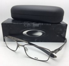 New OAKLEY Eyeglasses WINGSPAN OX5040-0253 53-17 138 Brushed Chrome Frames - $249.95