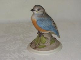 Boehm Baby Blue Bird Figurine 442 C Vtg Porcelain Made USA - $62.36