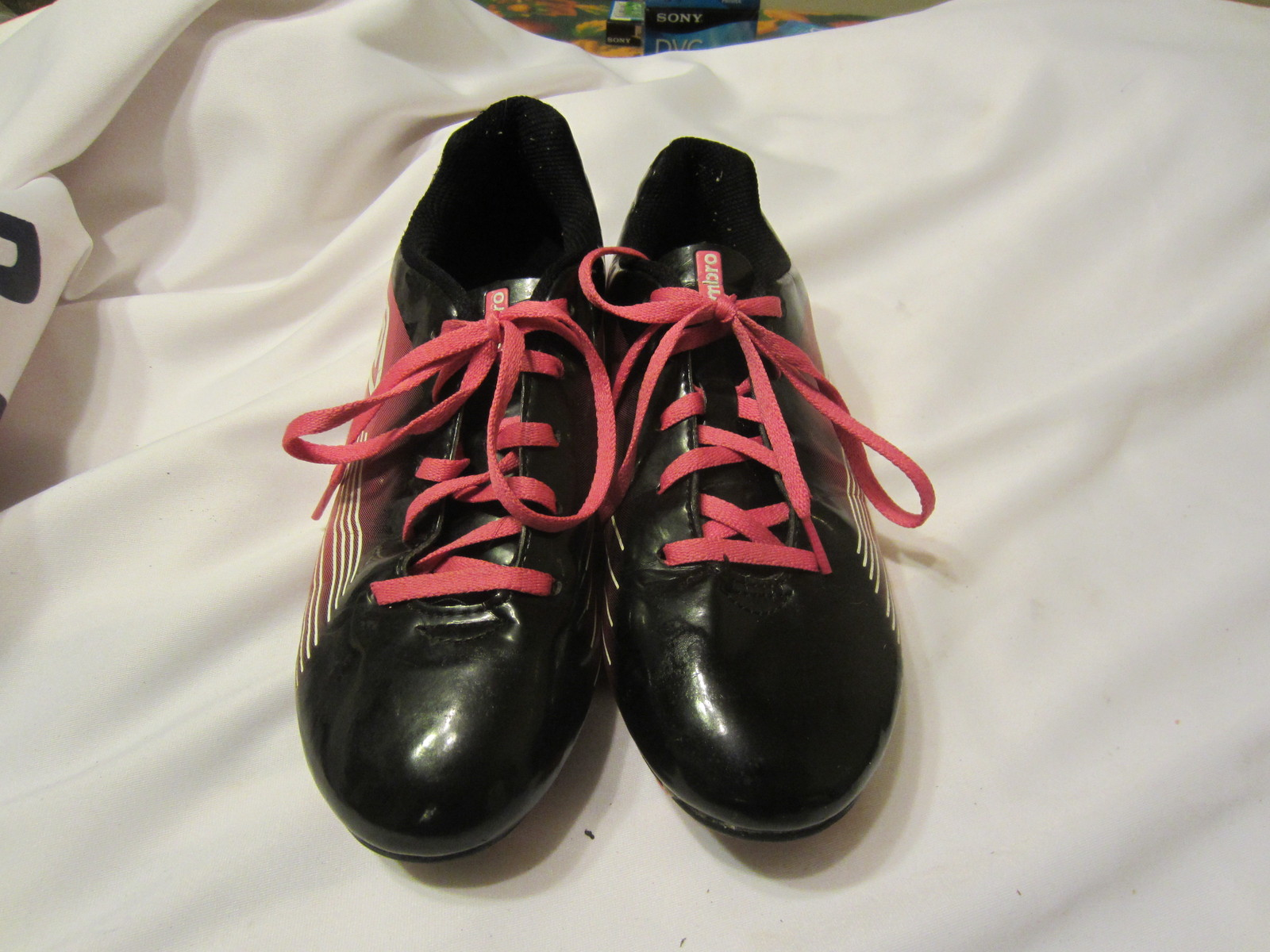 c6bf51abb Youth Girls Turrachi Girls Black/Pink UMBRO and 38 similar items. 109