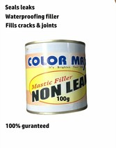 Non Leak Mastic Filler for Waterproofing, cracks & Joints in concrete wa... - $11.88