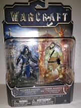 Warcraft Alliance Soldier Vs Horde Warrior - $4.55